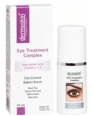 Dermoskin  Eye Treatment Complex 15ml Renksiz
